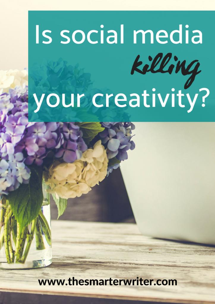 Is social media killing your creativity